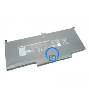 Pin Dell Latitude 12 7000 7280 7480  F3YGT 2X39G 60Wh Battery